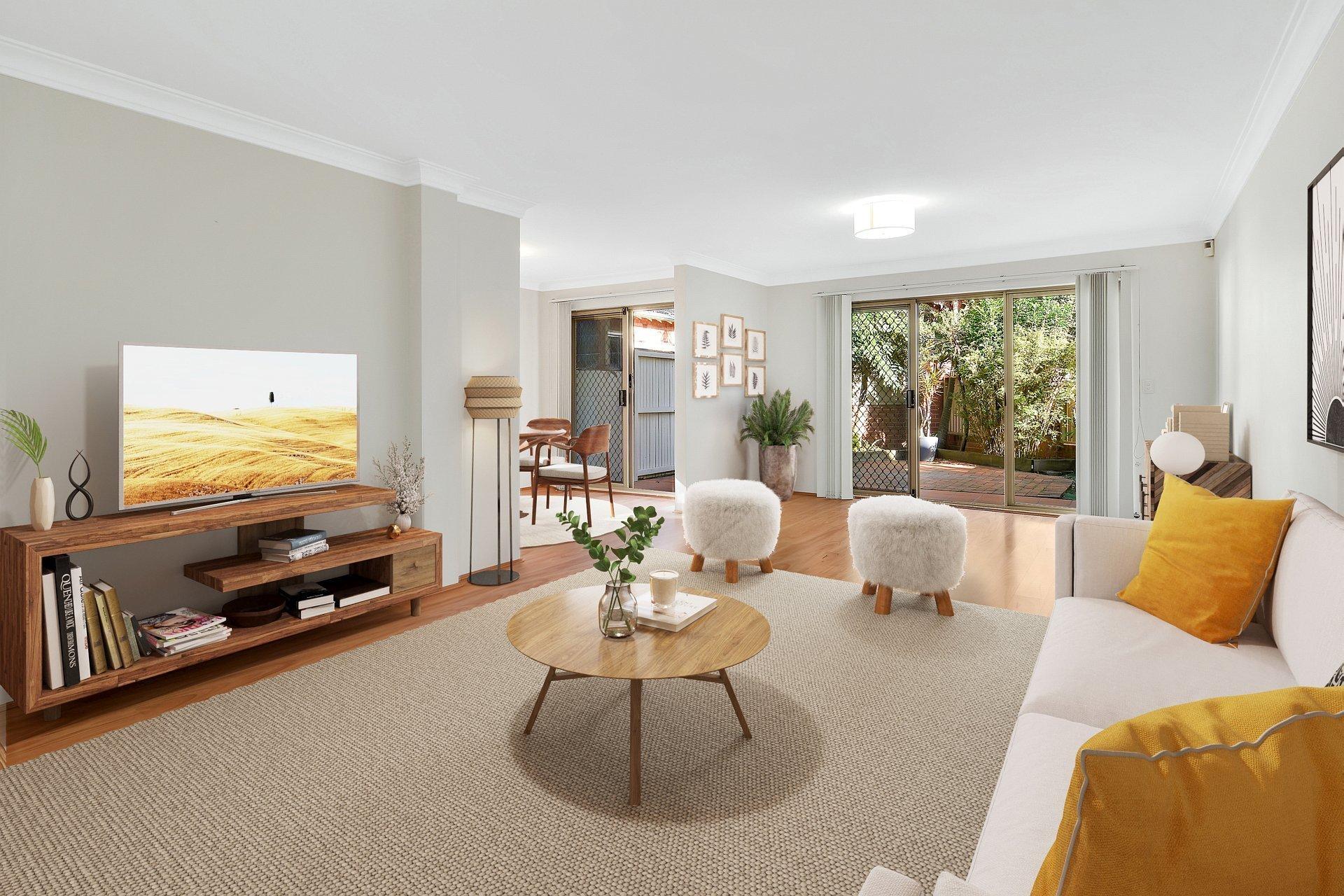 4/1-5 Fredben Avenue, Cammeray NSW 2062
