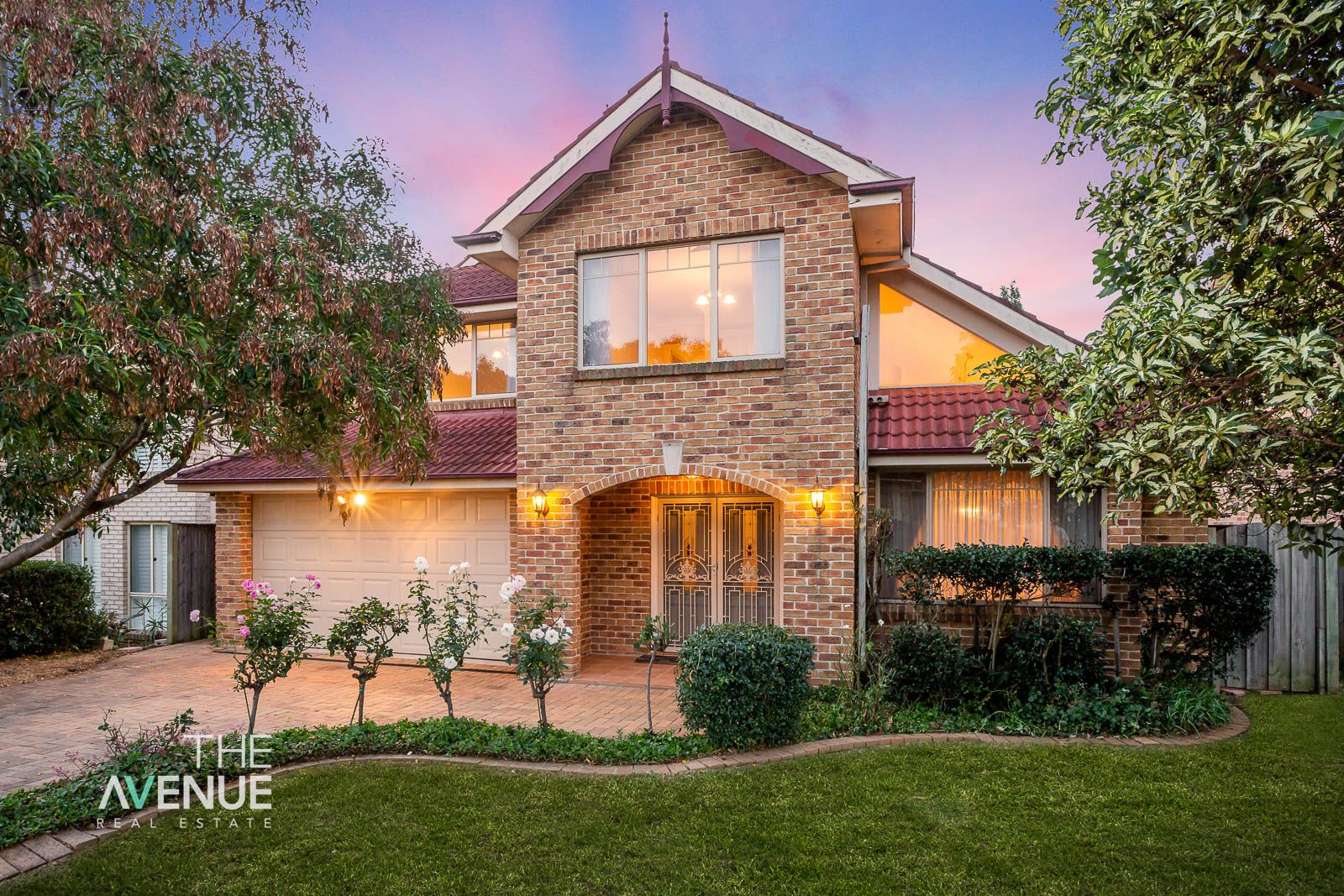 153 Brampton Drive, Beaumont Hills NSW 2155