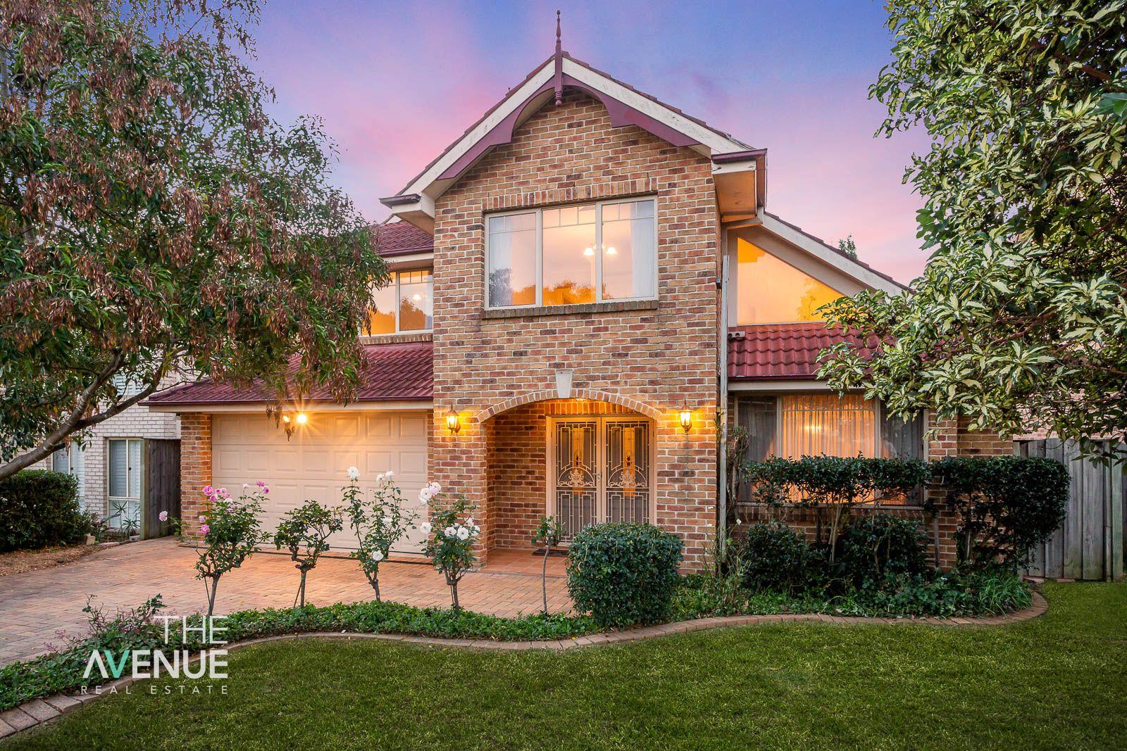 153 Brampton Drive, Beaumont Hills NSW 2155