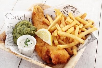 Popular Fish & Chips -  Ref: 12633