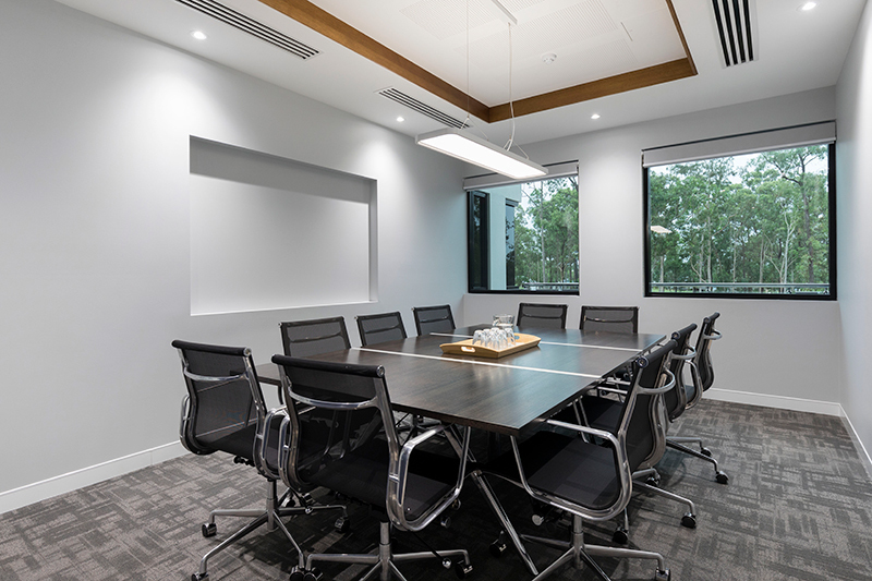 Brookwater office space. Perfect for new businesses and freelancers!