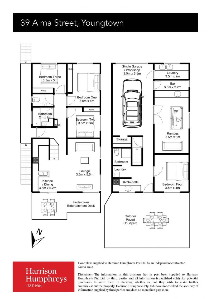 39 Alma Street Floorplan