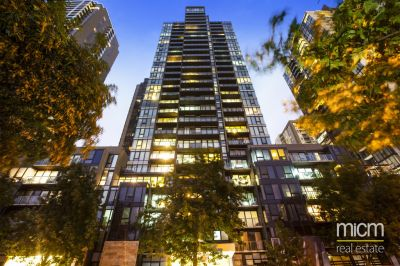 Victoria Tower: 24th Floor - Modern and Spacious Two Bedroom Apartment!