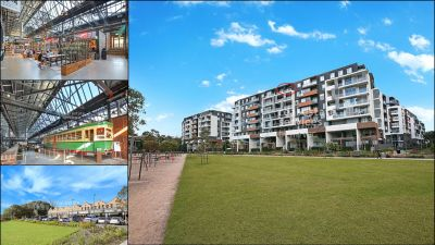 Highly Sought After 2-Bedroom Apartment in Harold Park