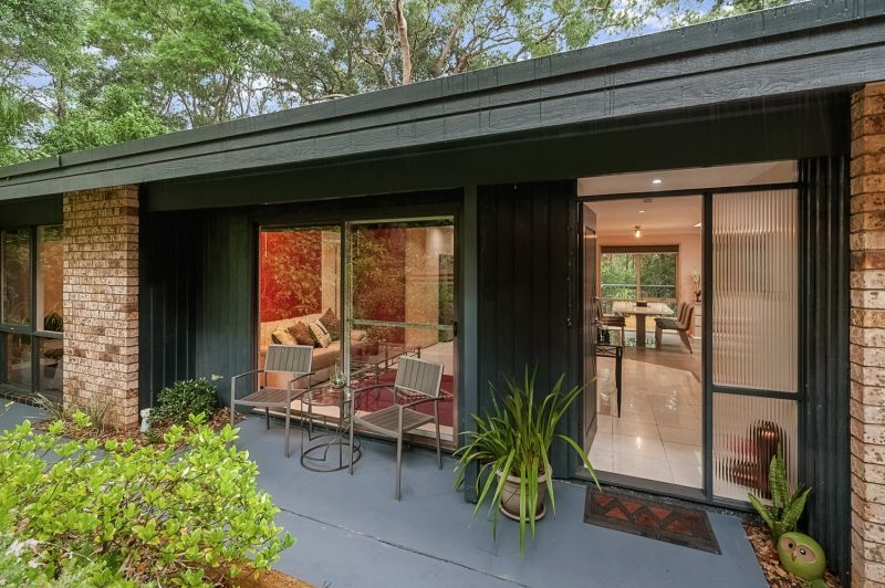 Well presented home with tranquil bush outlook