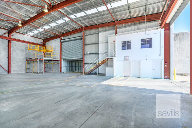 LEASED BY SAVILLS - Large Concreted Yard with Workshop