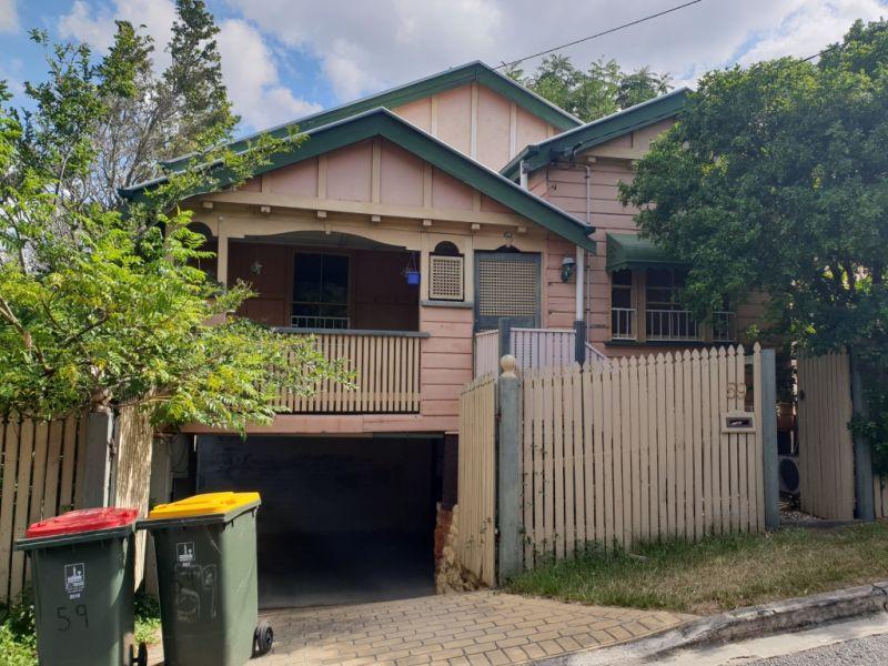 59 Rusden St, Kelvin Grove, QLD