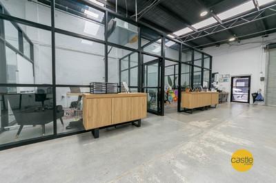 Avante garde presentaion a/c offices or alt B4 uses