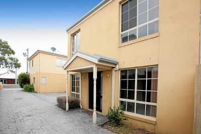 LOW MAINTENANCE THREE BEDROOM TOWNHOUSE