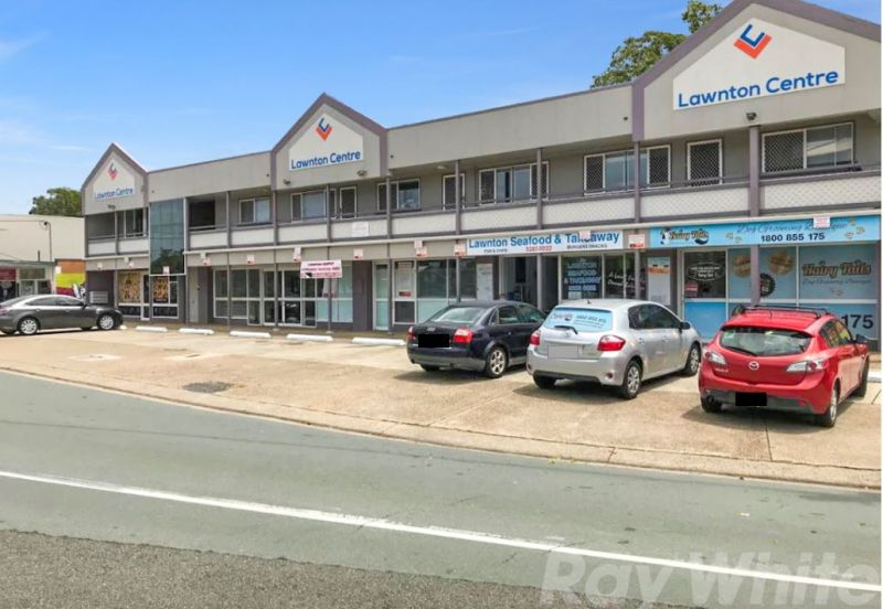 Highly Exposed Retail Space Available