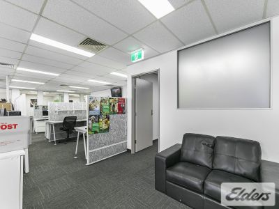 QUALITY OFFICE WITH EXCELLENT, PARKING, EXPOSURE AND PRICE.
