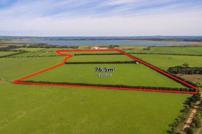 Vacant Land - A Great Opportunity Awaits - 76.5 acres - 30.99 ha (approx.)