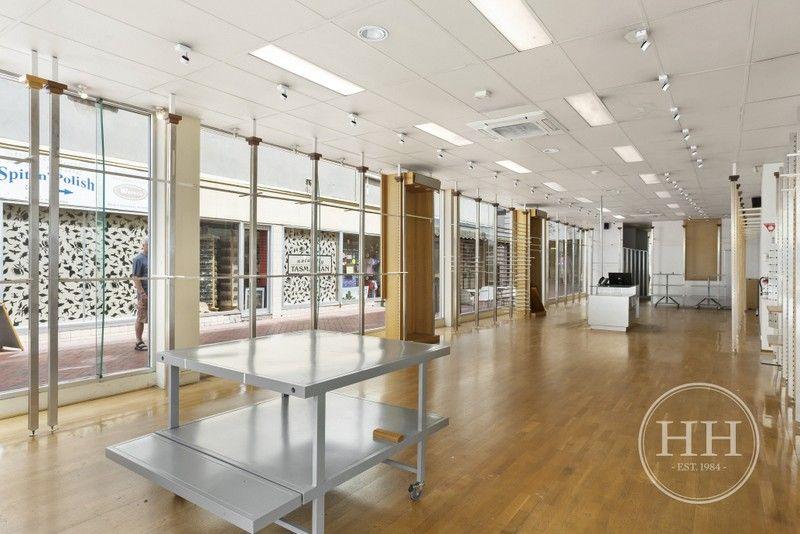 Prime Retail Space - Launceston CBD