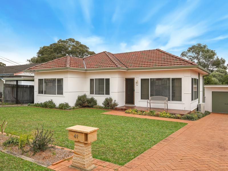 41 Wollybutt Road, Engadine NSW 2233