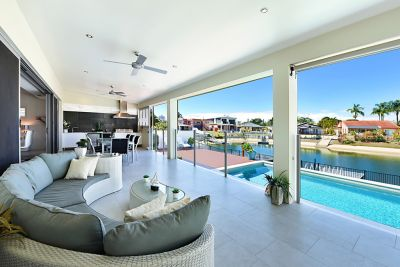 Resort style living on the famous Gold Coast canals