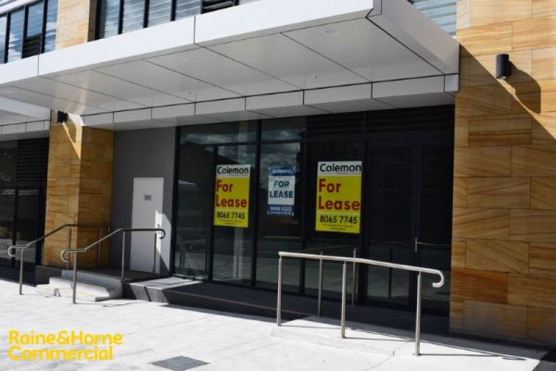Brand New Retail/Office Opportunity with Huge Exposure
