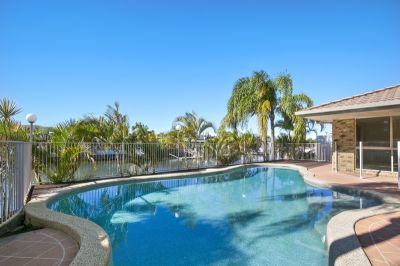 East Facing Waterfront Home with a Pool!!
