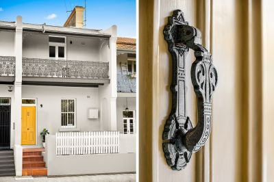 Beautifully Renovated Victorian Terrace with stunning street appeal, located in a peaceful leafy street just moments walk to everything