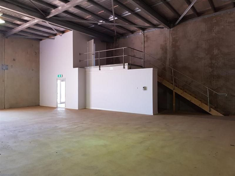 AS NEW WORKSHOP + STAFF FACILITIES