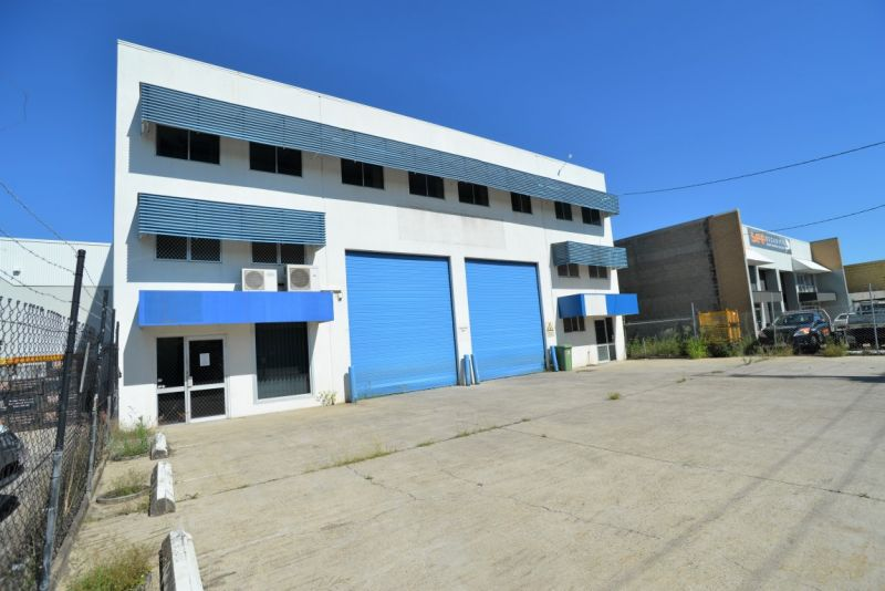 784sqm Freestanding Warehouse With 8.5 Meter Clearance