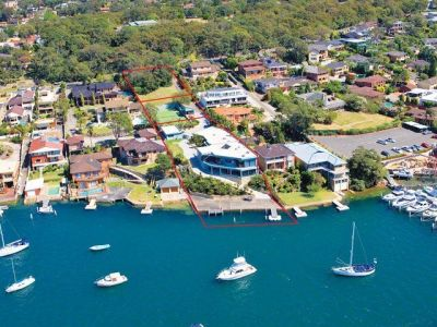 One of Sydney's Finest Waterfront Estates