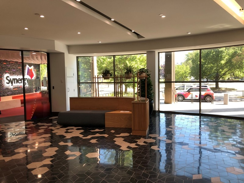 COMPLETELY REFURBISHED OFFICE SPACE - NEW END OF TRIP AND COURTYARD