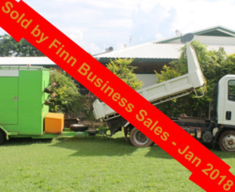 ## Sold - Complete Lawn And Garden Maintenance Business