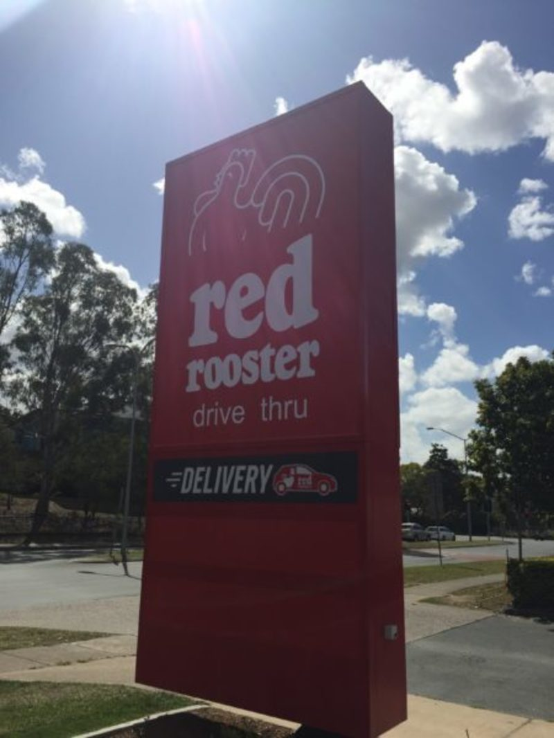 Red Rooster - Mt Annan