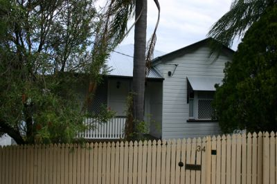 Quiet Spot, Close to Town, Comfy Queenslander