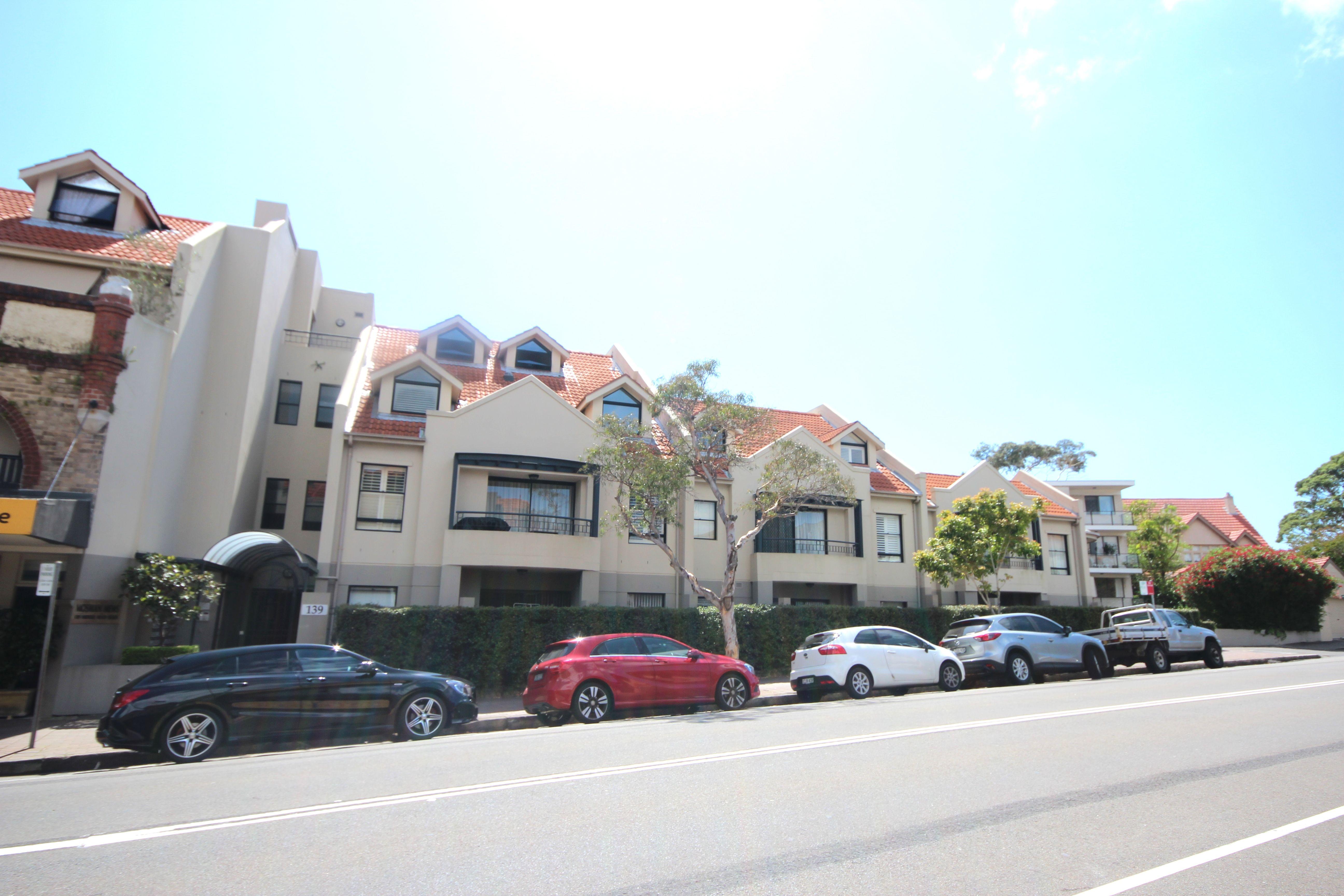 18/139-153 Middle Head Road, Mosman NSW 2088