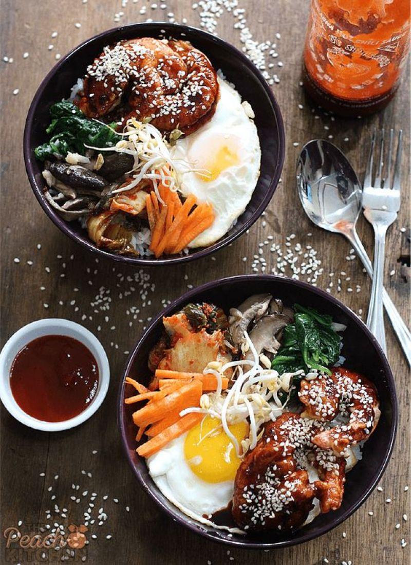 Top Korean BBQ Restaurant @ famous café/restaurant lane in CBD