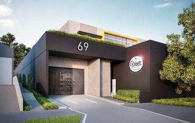 The Vault, Warehouse Facility (Brand new)