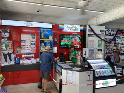 NEWSAGENCY –Famous Far Nth Qld tourist town ID#6144894 –Fabulous lifestyle location