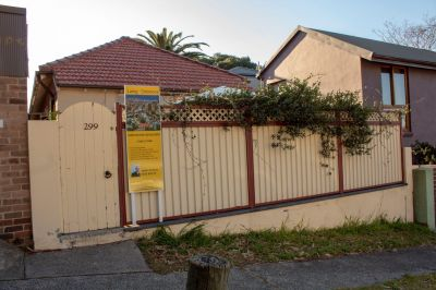 Buy the worst house in the best suburb