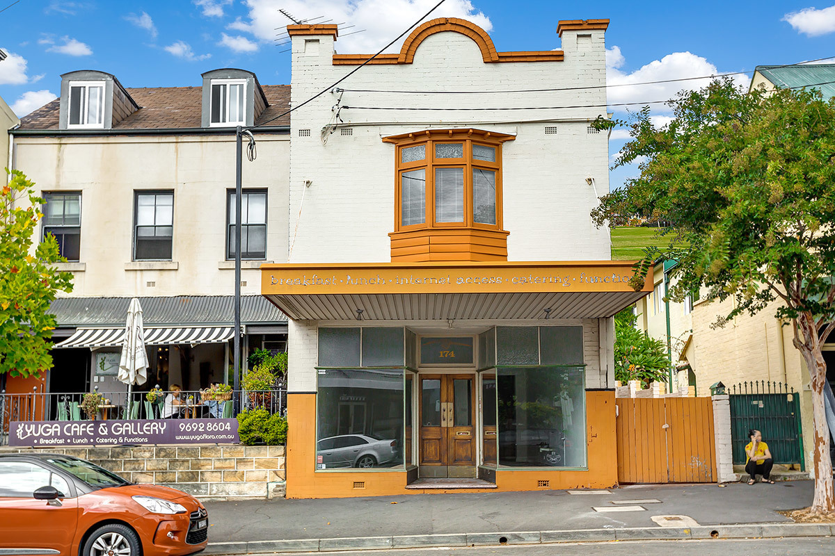 174 St Johns Road, Glebe
