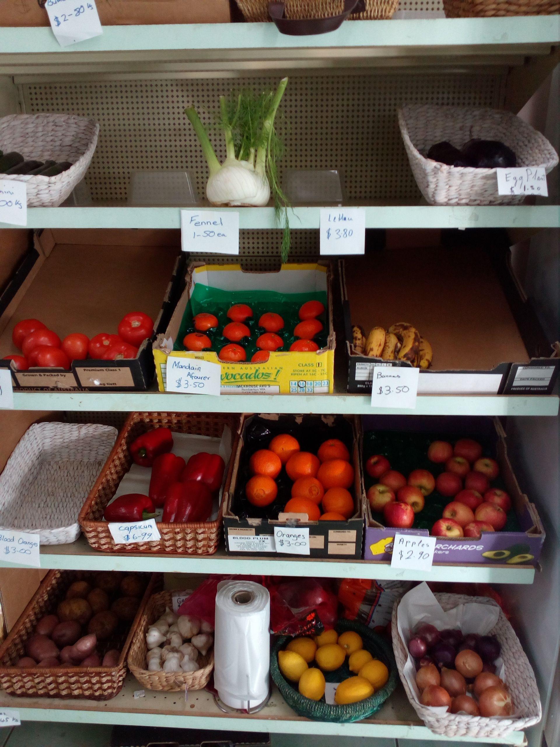 ANDERSON ROAD DELI / CAFE / FRUIT SHOP - NOW FOR SALE
