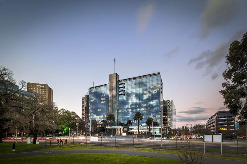 Unique opportunity in iconic St Kilda Rd Towers!