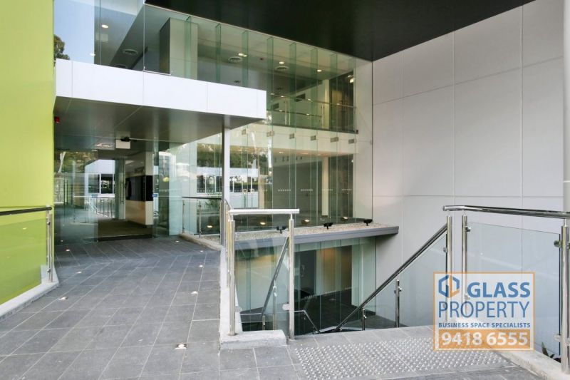 Superb Office Suite with Balcony & Bushland Views - 59m2