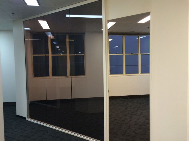 Affordable office facing Hyde Park