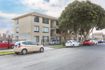 Updated Two Bedroom Apartment Ideally Situated On The Top Floor Of This Most Attractive Unit Complex.