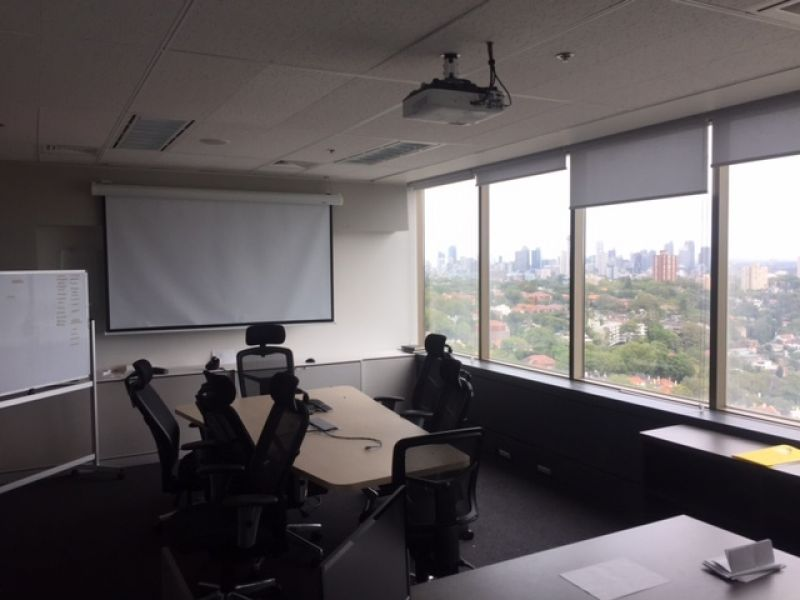 Bondi Junction offices with fantastic views.