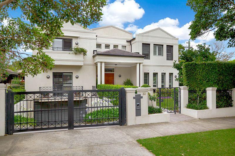 32 Newton Road, Strathfield