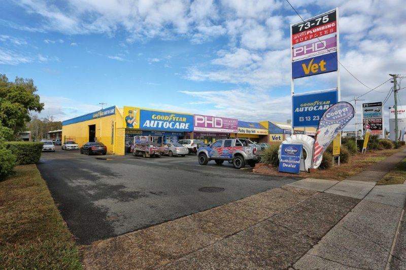 150sqm Industrial Unit with Excellent Truck Access