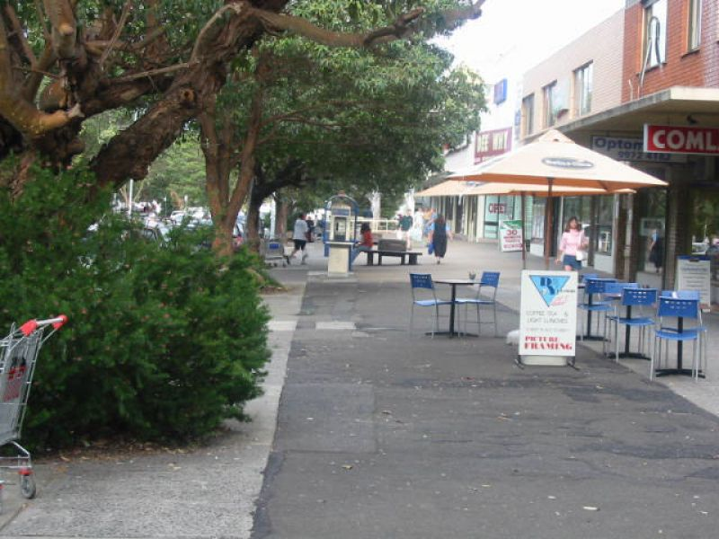 Right in the Heart of Dee Why