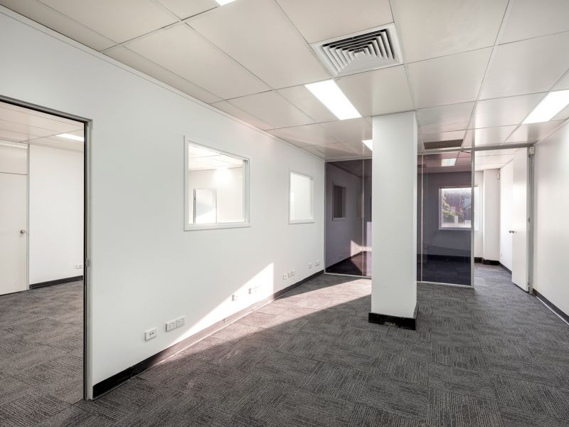 Renovated Office with Flexible Layout
