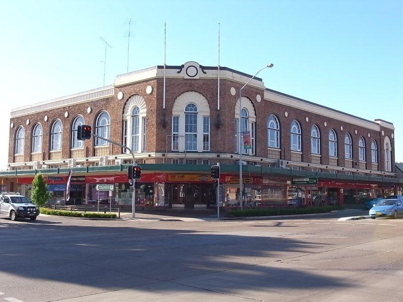 Prominent Landmark Building