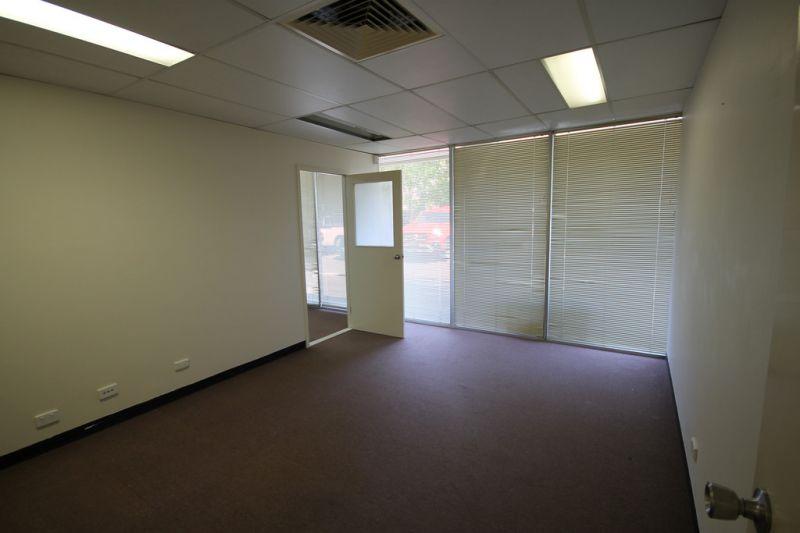 Professional ground floor office