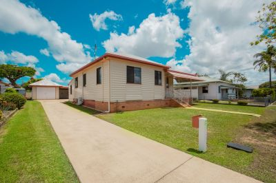 NEAT & TIDY HOME ON 809M2 BLOCK WITH LOADS OF SHED SPACE!