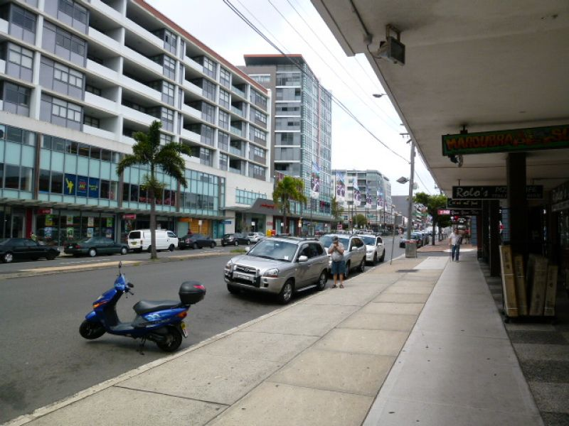 Busy Maroubra Road Opportunity with Parking Available