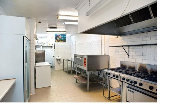 Food approved Commercial Kitchen